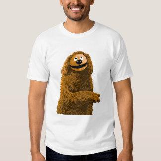Rowlf Disney de los Muppets Playeras