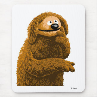 Rowlf Disney Mouse Pad