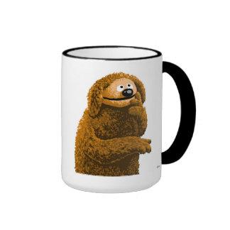 Rowlf Disney Ringer Coffee Mug