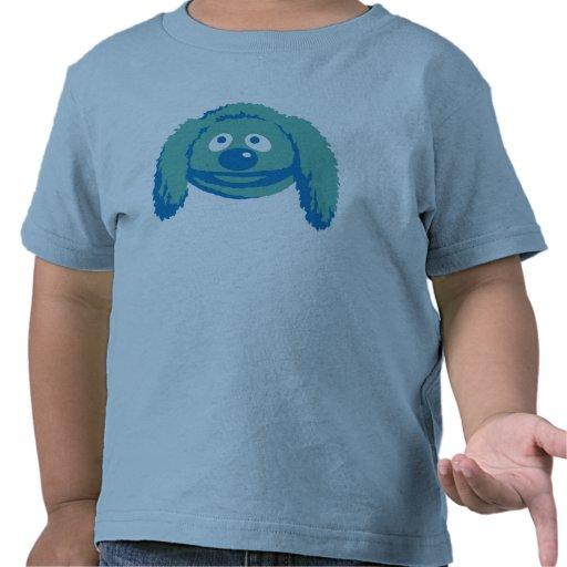 Rowlf Disney sonriente de los Muppets Camiseta