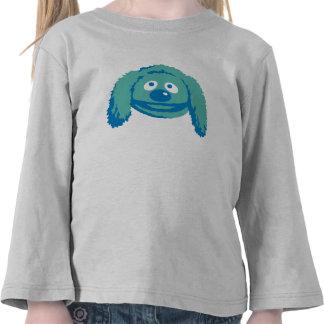 Rowlf Disney sonriente de los Muppets Camisetas