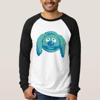 Rowlf Disney sonriente de los Muppets Polera