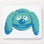 Rowlf Disney sonriente de los Muppets Tapetes De Ratón