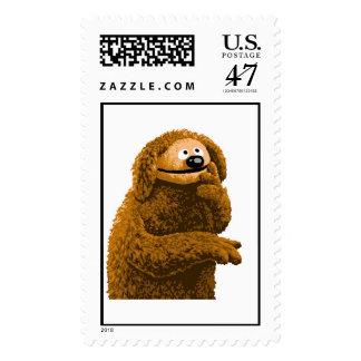 Rowlf Disney Timbres Postales