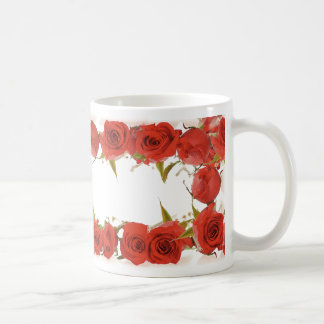 Rows and Rows of Roses (1)  [ CUSTOMIZE  ] Coffee Mug