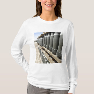 Rows of ammunition are stacked and prepped T-Shirt