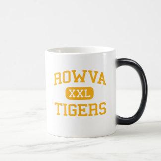 ROWVA - Tigres - joven - Oneida Illinois Taza Mágica