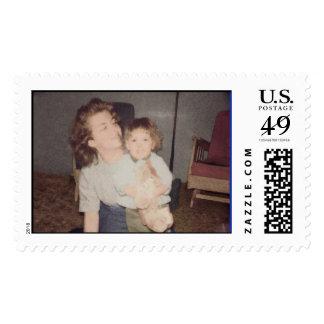 rox and lisa postage