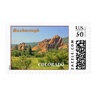Roxborough State Park Postage