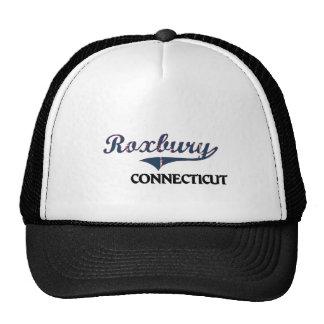 Roxbury Connecticut City Classic Hats