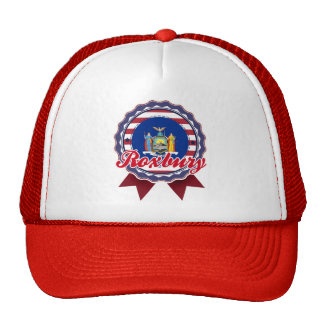 Roxbury, NY Trucker Hat
