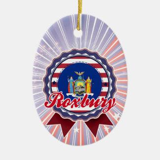 Roxbury, NY Ornaments