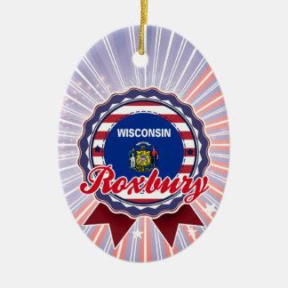 Roxbury, WI Ornaments
