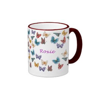 Roxie Ringer Coffee Mug
