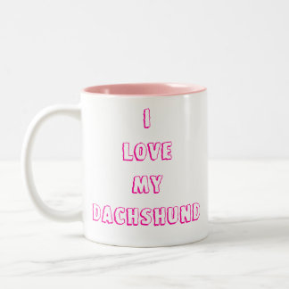 Roxie Two-Tone Coffee Mug