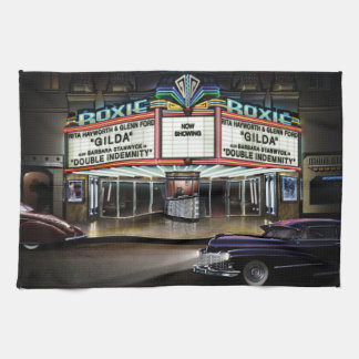 Roxie Picture Show 2 Hand Towel