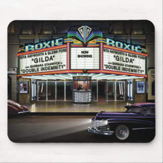 Roxie Picture Show Mouse Pad