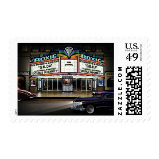 Roxie Picture Show Postage