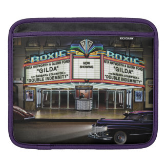 Roxie Picture Show Sleeve For iPads