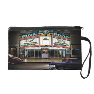 Roxie Picture Show Wristlet Purse