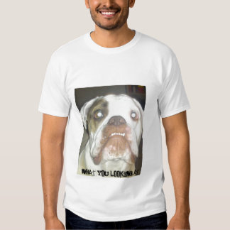Roxies 1227, What you looking at? T-Shirt