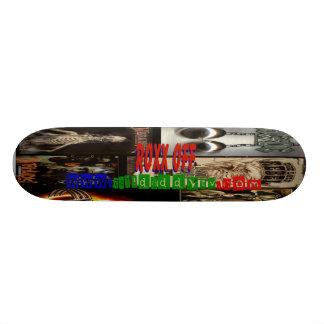Roxx Off Skate Board