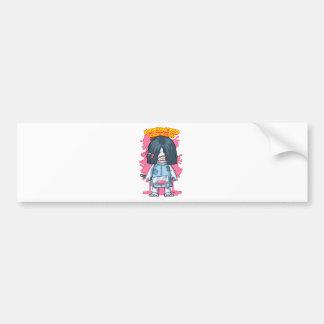 Roxy Bumper Sticker