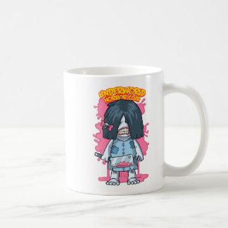 Roxy Classic White Coffee Mug