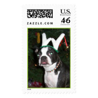 Roxy the Reindeer Postage Stamps