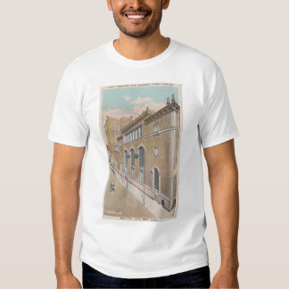 Roxy Theatre and Manger Hotel T-Shirt