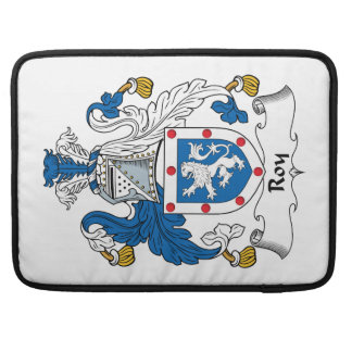 Roy Family Crest MacBook Pro Sleeve