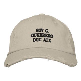ROY G. GUERRERO DGC ATX GORRA DE BÉISBOL