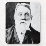 ~ Roy - juez colgante occidental de la haba Alfombrilla De Ratón