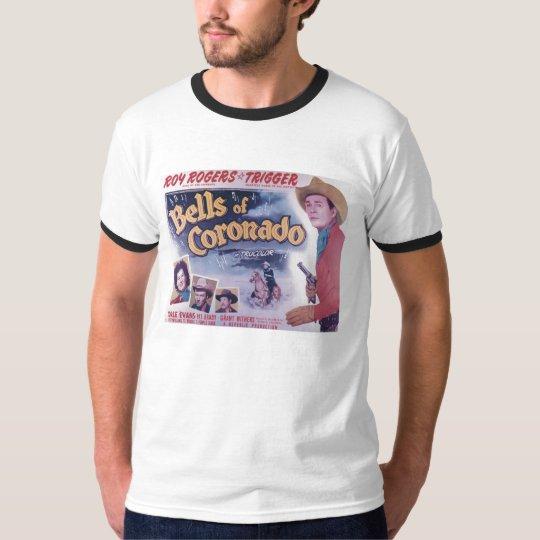 Roy Rogers Movie Bells of Coronado T-Shirt