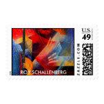 ROY SCHALLENBERG Postage Stamps