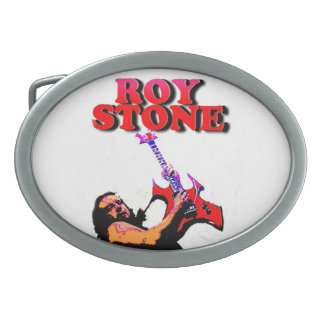 ROY STONE BELT BUCKLE