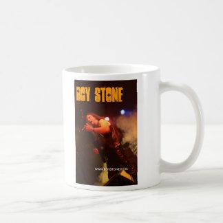 ROY STONE COFFEE MUG