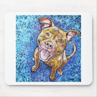 ROY the pitbull Mouse Pad