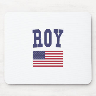Roy US Flag Mouse Pad