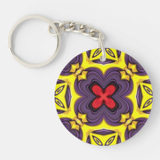Royal   Acrylic Keychains, 6 styles Keychain