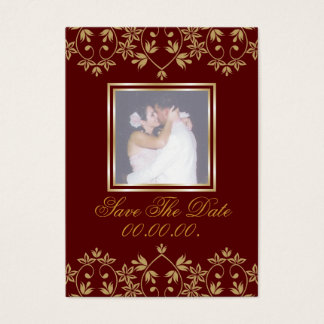 Royal Affordable  Save The Date Photo Cards
