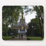 Royal Albert Hall and Prince Albert Memorial Mouse Pads