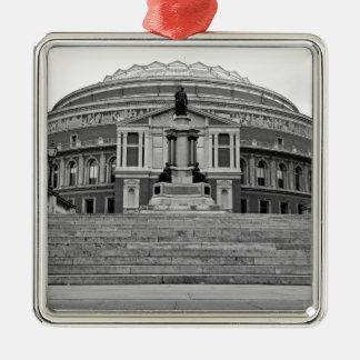 Royal Albert Hall London Metal Ornament