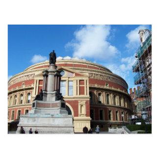 Royal Albert Hall London Postcard
