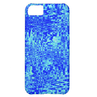 Royal and Light Blue Customizable iPhone 5C Case