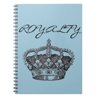 ROYAL apparel and accessories Notebook