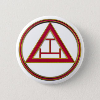 Royal Arch Triple Tau Button