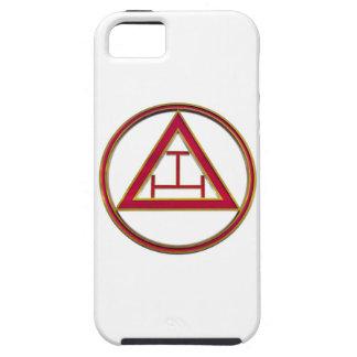 Royal Arch Triple Tau iPhone SE/5/5s Case