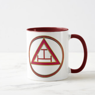 Royal Arch Triple Tau Mug
