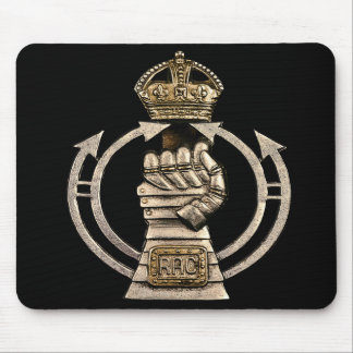 Royal Armoured Corps Mouse Pad